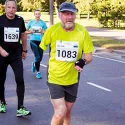 SEB Tallinna Maraton - Valdur Küng (1083), Ago Sampka (1639)
