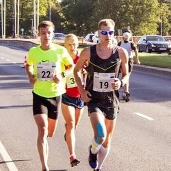 SEB Tallinna Maraton - Bert Tippi (19), Indrek Ilumäe (22), Rauno Reinart (34)
