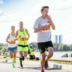 SEB Tallinna Maraton - Rasmus Mägi (5), Kristjan Vares (13), Brandon Bachmann (261)