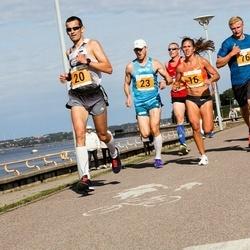 SEB Tallinna Maraton - Anastasia Kushnirenko (16), Tarmo Reitsnik (20), Indrek Mumm (23), Eno Lints (76)