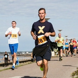 SEB Tallinna Maraton - Alan Kalda (78), Brendan Peo (181)