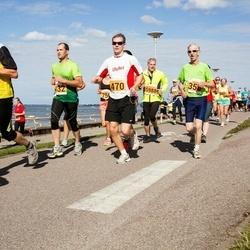 SEB Tallinna Maraton - Aare Treier (470), Siim Assi (5988)