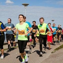 SEB Tallinna Maraton - Kristjan Kimmel (692), Daisi Johanson (1758), Anatolii Dorokhov (3402)