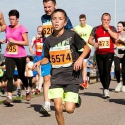 SEB Tallinna Maraton - Indrek Martin (473), Anneli Võigas (695), Artjom Babtšenko (5574)