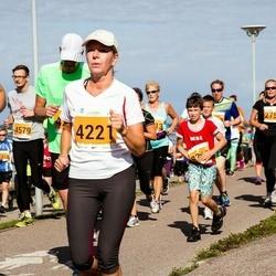 SEB Tallinna Maraton - Annely Sander (4221)