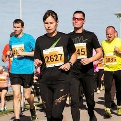 SEB Tallinna Maraton - Karin Alavere (2627), Ando Laine (3885)