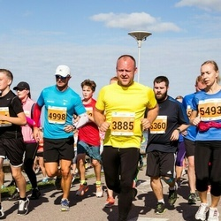 SEB Tallinna Maraton - Ando Laine (3885), Tarvi Hirv (4998), Kalle Prank (5360), Kairi Luhaste (5493)