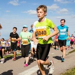 SEB Tallinna Maraton - Annika Pabbo (2907), Kert Kruusma (5040), Lasse Martikainen (10247)