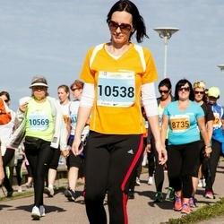 SEB Tallinna Maraton - Annika Kaer (8735), Margit Sinik (10538), Katrin Kuusik (10569)