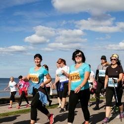 SEB Tallinna Maraton - Annika Kaarma (4950), Annika Kaer (8735), Sanita Leja (10222), Valeria Jermakova (10627), Katre Aatonen (11349)