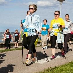 SEB Tallinna Maraton - Ene Zimmermann (8572), Annika Laas (10242), Piret Õunmaa (10243), Sirli Toomla (12832)