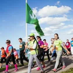 SEB Tallinna Maraton - Polina Golubeva (3583), Ari Ollila (5601), Marjo Törönen (5603)