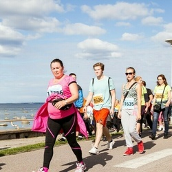 SEB Tallinna Maraton - Villem Vannik (8606), Andres Mulin (11086), Birgit Loiguste (11635)