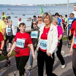 SEB Tallinna Maraton - Urve Eskor (10061), Agnes Palm (11503), Astrid Aariste (11504), Ursula Käo (11521)