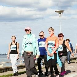 SEB Tallinna Maraton - Vladimir Saar (11545), Anastassia Kovtonjuk (13320), Olga Tarassova (13733)
