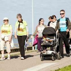 SEB Tallinna Maraton - Pille Taar (3442), Kamilla Alekõrs (3455), Aleksei Gavrilov (11865)