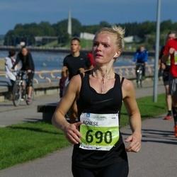 SEB Tallinna Maraton - Agnese Laktina (690)