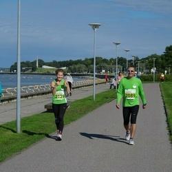 SEB Tallinna Maraton - Alexandr Filatov (2089), Anastasya Dmitrieva (2129)