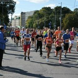 SEB Tallinna Maraton - Anastasia Kushnirenko (16), Kerth Prik (293), Luiza Dmitrieva (2345)