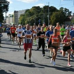 SEB Tallinna Maraton - Anastasia Kushnirenko (16), Kerth Prik (293)