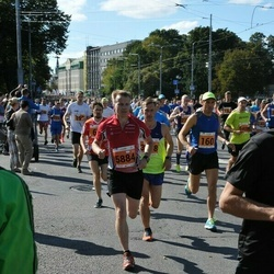 SEB Tallinna Maraton - Andre Himuškin (160), Petri Väänänen (5884)