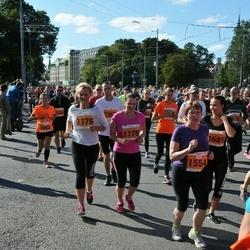SEB Tallinna Maraton - Johanna Ruljand (1052), Ingrid Teino (1175), Annika Teino (1176), Ulvi Loonurm (1554), Maarja-Ly Teino (1685), Martin Seliste (2365)