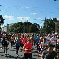 SEB Tallinna Maraton - Ene Veskus (1184), Lüüli Kogermann (1595), Johanna Leivo (1628), Bergljot Øfsteng (1646), Kadri Timuska (1850), Kaspar Kivilo (1866), Martin Seliste (2365), Allan Malm (2369), Lea Päivalill (2759)
