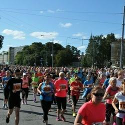 SEB Tallinna Maraton - Ene Veskus (1184), Johanna Leivo (1628), Bergljot Øfsteng (1646), Kaspar Kivilo (1866)