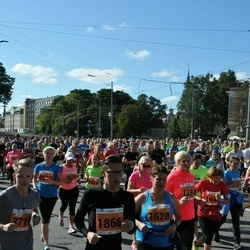 SEB Tallinna Maraton - Ene Veskus (1184), Johanna Leivo (1628), Bergljot Øfsteng (1646), Kaspar Kivilo (1866), Merike Miller (2105), Viive Karelson (8621)