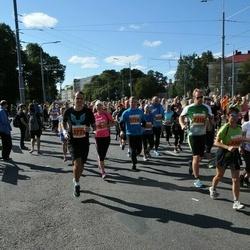 SEB Tallinna Maraton - Mart Kolk (1774), Ari-Pekka Valio (2313), Jaan Jänesmäe (2522), Kristiina Jors (3380), Andrius Jakumas (3773)
