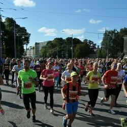 SEB Tallinna Maraton - Anni Vienna Volke (1694), Margit Sepp (2268), Kairi Aruvald (2611), Rasmus Kinks (3990), Argo Raie (4005), Nikolai Safronov (4241), Jaanika Ujuk (4339), Kaidi Reedi (4585), Risto Sülluste (5452)