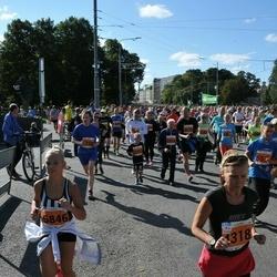 SEB Tallinna Maraton - Ly Aruväli (4318), Anita Luik (5846)