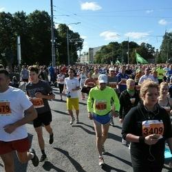 SEB Tallinna Maraton - Berit Lauring (3409), Väino Vaha (4610)