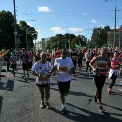 SEB Tallinna Maraton - Agostino Pardini (1618), Marco Clemente (5907)