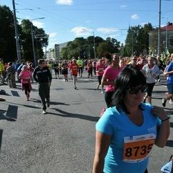 SEB Tallinna Maraton - Annika Kaer (8735)