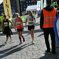 SEB Tallinna Maraton - Evelin Kisand (3195), Maiken Alter (3217), Brenda Roosimaa (3597)