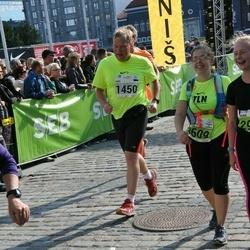 SEB Tallinna Maraton - Aadi Remmik (1450), Mariya Bat El Gitelman (3609)