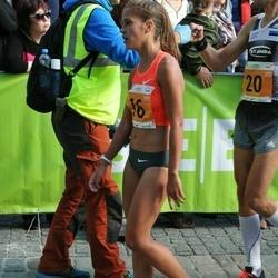 SEB Tallinna Maraton - Anastasia Kushnirenko (16), Tarmo Reitsnik (20)
