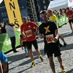 SEB Tallinna Maraton - Brendan Peo (181), Janek Truu (2891)