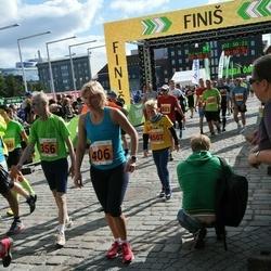 SEB Tallinna Maraton - Aare Mäemurd (356), Katrin Varik (406)