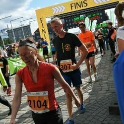SEB Tallinna Maraton - Mihkel Nuut (307), Vuorio Anna (2104)
