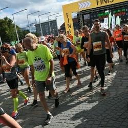SEB Tallinna Maraton - Aleksei Borovkov (1500), David Bailey (3408)