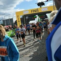 SEB Tallinna Maraton - Bente Olsen-Solberg (1885)