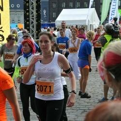 SEB Tallinna Maraton - Annika Kuusk (2071)