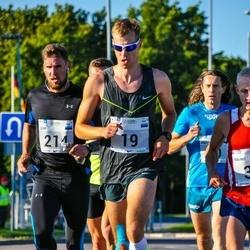 SEB Tallinna Maraton - Bert Tippi (19), Jüri Pajuste (214)