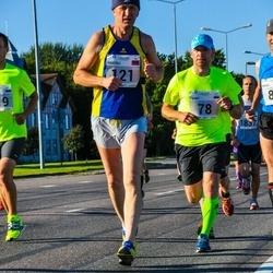SEB Tallinna Maraton - Taimo Nellis (78), Anatoli Klisheuski (121)