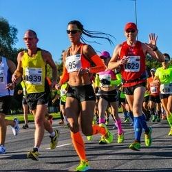 SEB Tallinna Maraton - Maris Tamm (95), Vidas Starkus (1629), Artur Rauhiainen (1939)