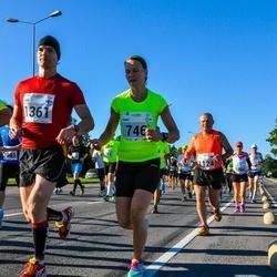 SEB Tallinna Maraton - Inari Tamski (746)