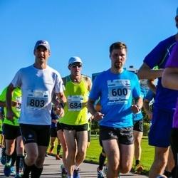 SEB Tallinna Maraton - Benno Ridala (600), Raul Metshein (684)
