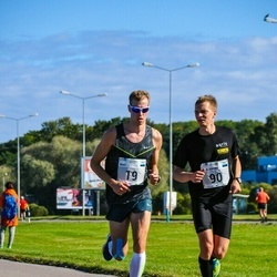 SEB Tallinna Maraton - Bert Tippi (19), Karl-Rauno Miljand (90)